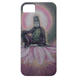 Guanyin Funda Para iPhone 5 Barely There
