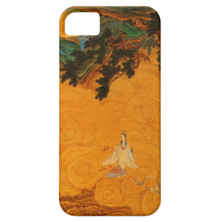 Guanyin in the Tidal Sound cave iPhone 5 Cover