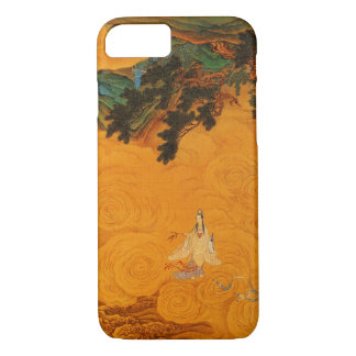 Guanyin in the Tidal Sound cave iPhone 8/7 Case
