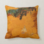 Guanyin in the Tidal Sound cave Pillow