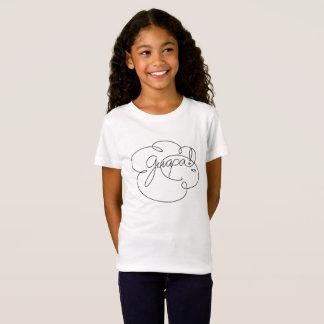 GUAPA soy - Bold CloudS T-Shirt