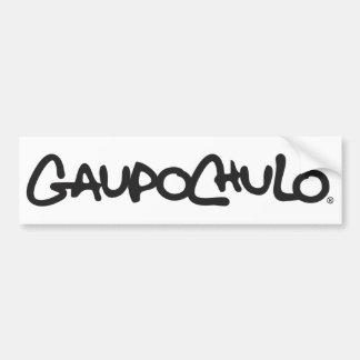 GUAPO CHULO® BUMPER STICKER