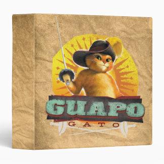 Guapo Gato Binder
