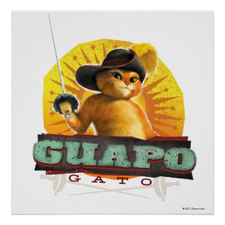 Guapo Gato Posters