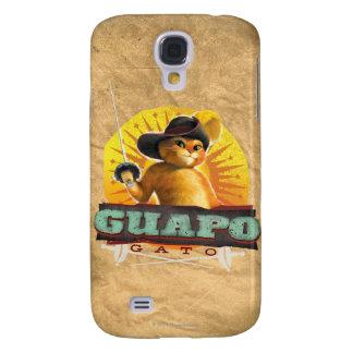 Guapo Gato Samsung S4 Case