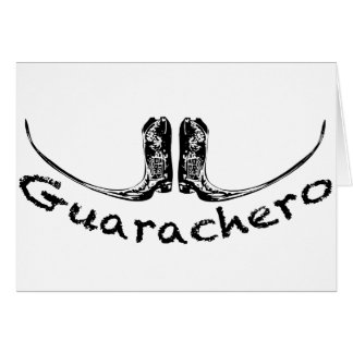 Guarachero Boots Card