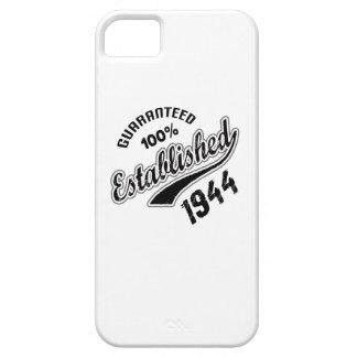 Guaranteed 100% Established 1944 iPhone SE/5/5s Case