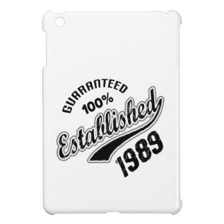 Guaranteed 100% Established 1989 iPad Mini Case