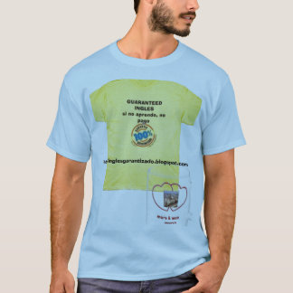 GUARANTEED+INGLEs murcia... T-Shirt