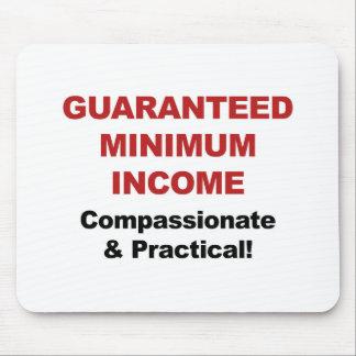 Guaranteed Minimum Income Mouse Pad