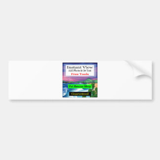 Guaranteed Photo Goods Bumper Stickers