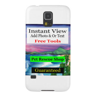 Guaranteed Photo Goods Galaxy S5 Cases