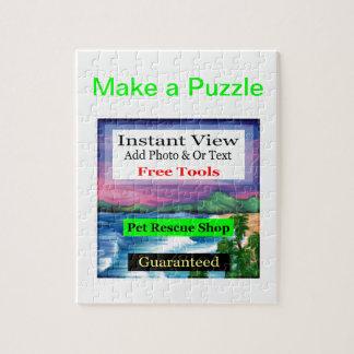 Guaranteed Photo Goods Jigsaw Puzzle