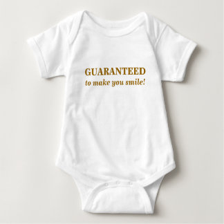 GUARANTEED, to make you smile! Baby Bodysuit