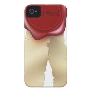 Guaranteed Wax Seal and ribbon iPhone 4 Case-Mate Case