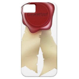 Guaranteed Wax Seal and ribbon iPhone 5 Case