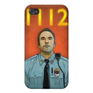 Guard - 1112 Game Characters Cover For iPhone 4