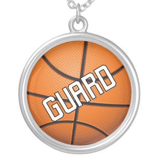 Guard Basketball Jewelry