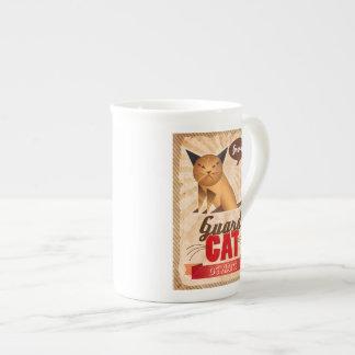 Guard Cat Tea Cup