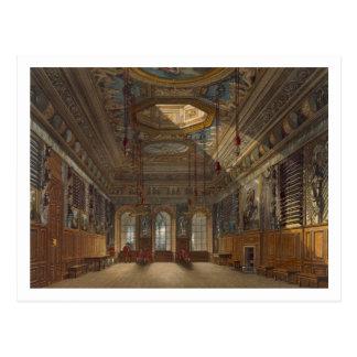 Guard Chamber, castillo de rey de Windsor, de 'rea Tarjetas Postales