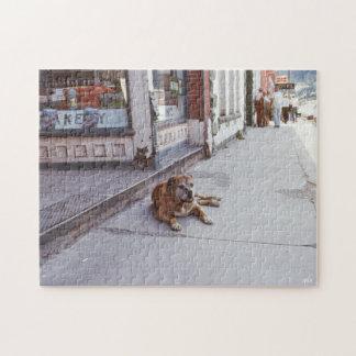 Guard Dog Puzzle