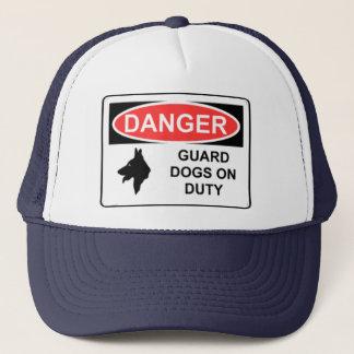 Guard Dogs Trucker Hat