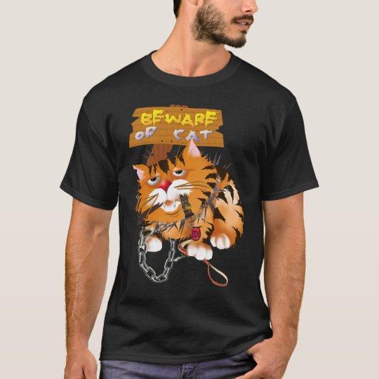 Guard Kitty T-Shirt