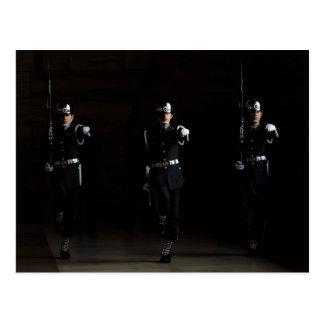 Guard Mounting/Chiang Kai-shek Memorial Hall Postcard