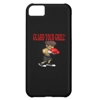 Guard Your Grill 2 iPhone 5C Covers