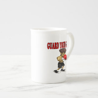 Guard Your Grill 2 Porcelain Mugs