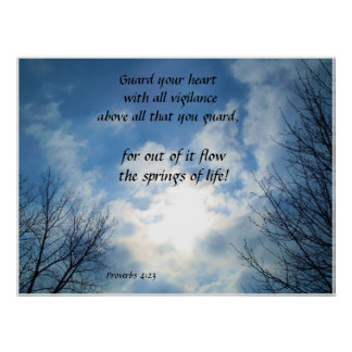GUARD YOUR HEART poster