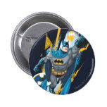 Guarda de Batman Gotham Pin Redondo De 2 Pulgadas