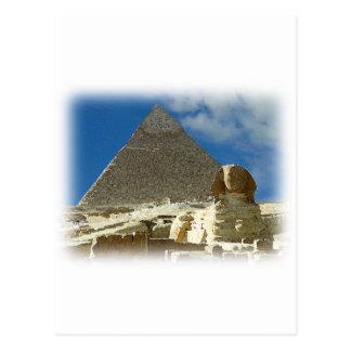 Guarda de Giza Postales