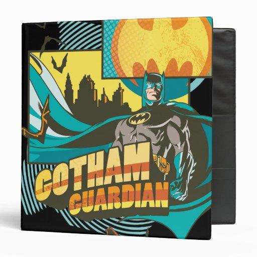 """Guarda de Gotham Carpeta 1 1/2"""""""