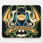 Guarda de Gotham Mouse Pads