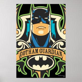 Guarda de Gotham Poster