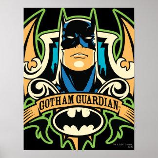 Guarda de Gotham Posters