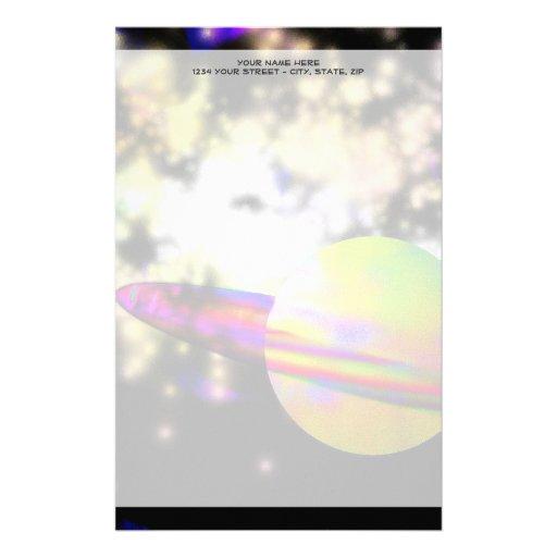 Guarda de la galaxia  papeleria de diseño