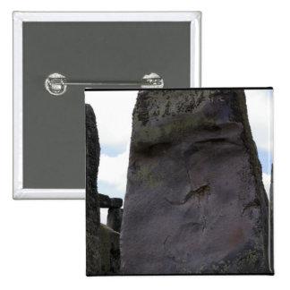 Guarda de piedra pin