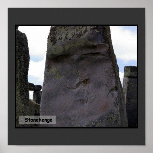 Guarda de piedra poster