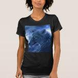 Guarda del lobo camiseta