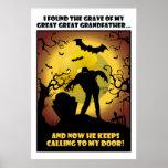 Guarda el llamar a mi puerta posters