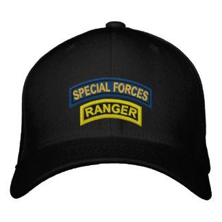 Guardabosques de las fuerzas especiales gorro bordado