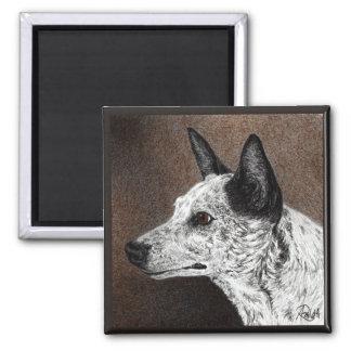 Guardabosques - imán del perro del ganado