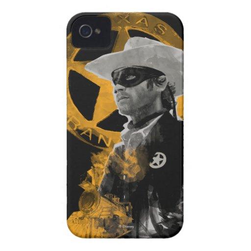 Guardabosques solitario 4 Case-Mate iPhone 4 fundas