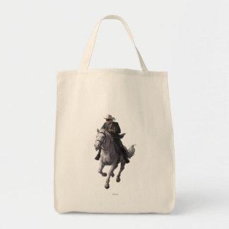 Guardabosques y plata solitarios bolsa tela para la compra