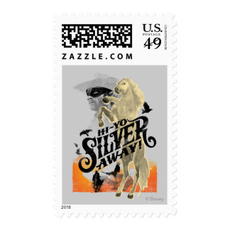 ¡Guardabosques y plata solitarios - hola - plata Timbres Postales