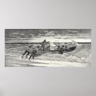 Guardacostas 1887 poster