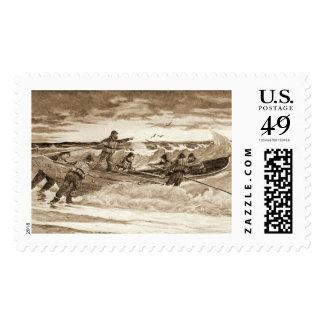 Guardacostas 1887 sellos