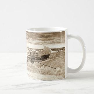 Guardacostas 1887 taza de café